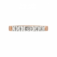 Aller Spanninga Memoire Ring 7 x 0,05ct 11155