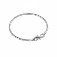 Endless Jewelry Armband zilver - maat 38cm