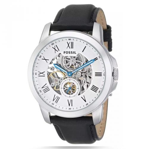 Fossil horloge me3053 tuijn juwelier en diamantair - Horloge avec mecanisme apparent ...